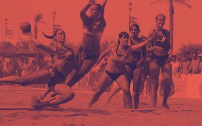 Sanción para Noruega en el Europeo femenino de balonmano playa
